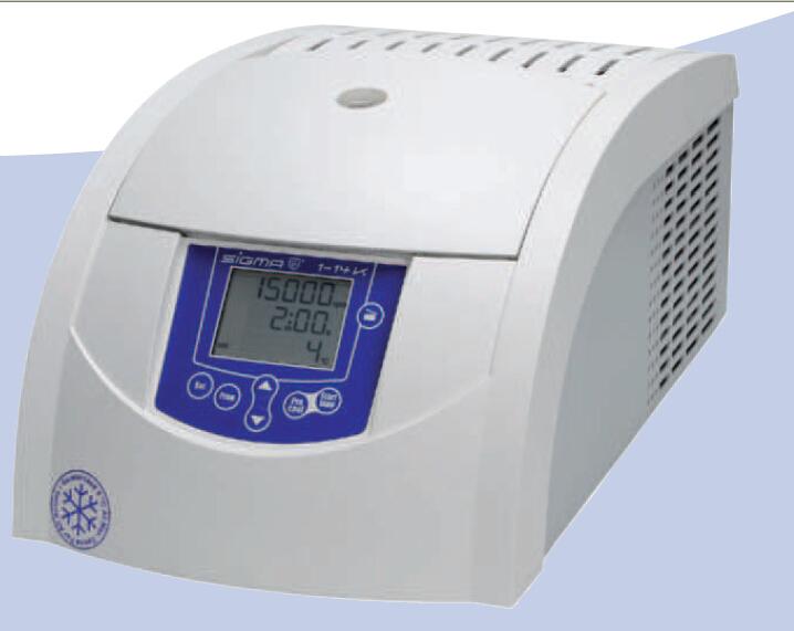 Sigma 1-14K 台式冷冻离心机